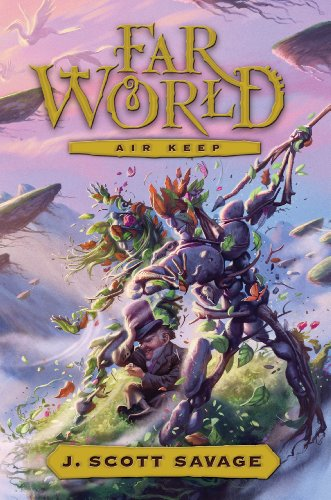 Farworld: Air Keep, Book Cover