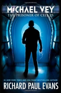 Michael Vey: Prisnoer of Cell 25, Book Cover
