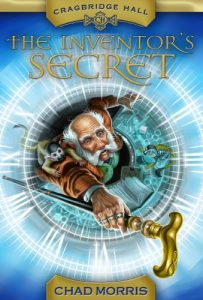 The Inventor's Secret, Book Cover