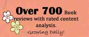 Graphic: Over 700 Book Reviews Posted