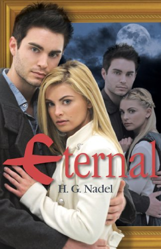 Eternal, Book Cover
