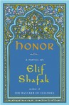Honor, Book Cover