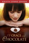 Of Grace and Chocolate, Book Cover