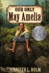Our Only May Amelia, Book Cover