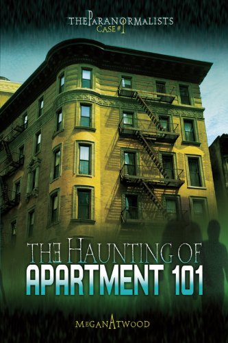 The Haunting of Apartment 101, Book Cover