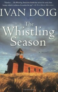 The Whistling Season, Book Cover
