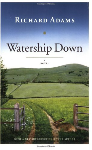 Watership Down, Book Cover