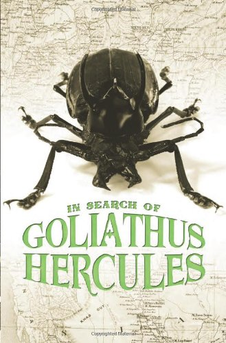 In Search of Goliathus Hercules, Book Cover