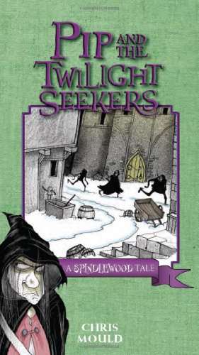Pip and the Twilight Seekers, Book Cover