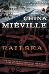Railsea, Book Cover
