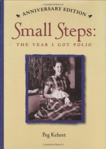 Small Steps: The Year I Got Polio, Book Cover