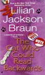 The Cat Who Could Read Backwards, Book Cover