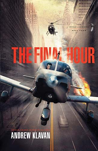 The Final Hour, Book Cover
