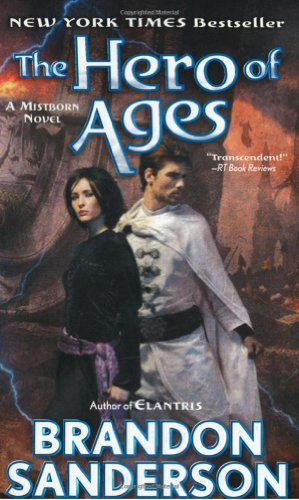 The Hero of Ages, Book Cover