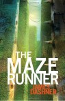 The Maze Runner, Book Cover