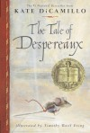 The Tale of Despereaux, Book Cover
