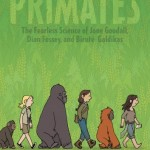 Primates (Graphic Novel), Book Cover