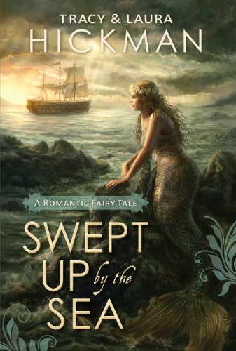 Swept Up By the Sea, Book Cover
