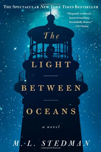 The Light Between Oceans, Book Cover