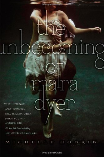 The Unbecoming of Mara Dyer, Book Cover