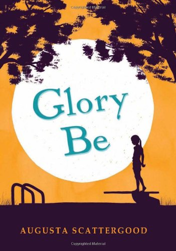 Glory Be, Book Cover