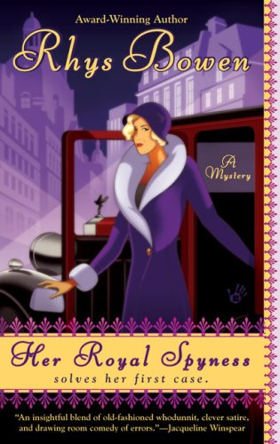 Her Royal Spyness, Book Cover