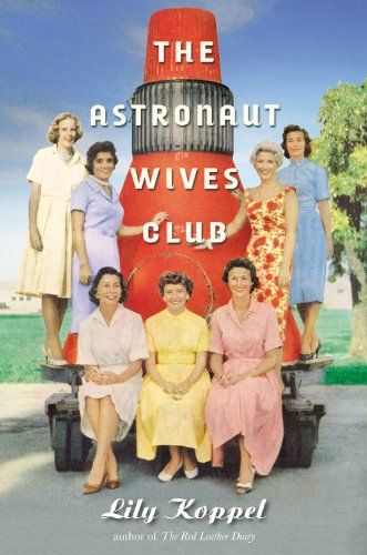 The Astronaut Wives Club, Book Cover