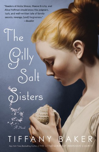 The Gilly Salt Sisters, Book Cover