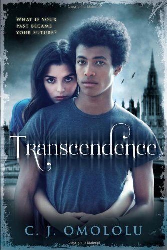 Transcendence, Book Cover