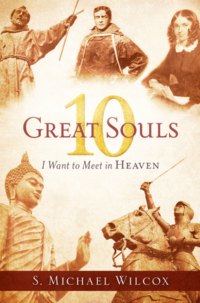 10 Great Souls I Want to Meet in Heaven, Book Cover