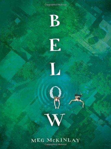 Below, Book Cover