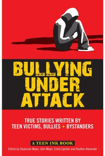 Bullying Under Attack, Book Cover