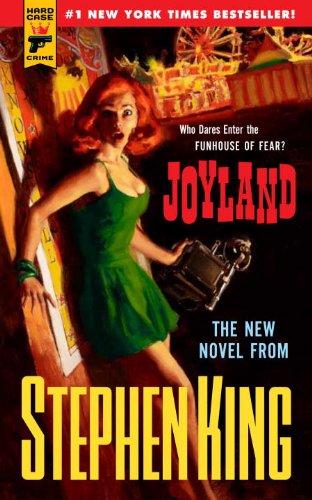 Joyland, Book Cover