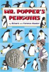 Mr. Popper's Penguins, Book Cover