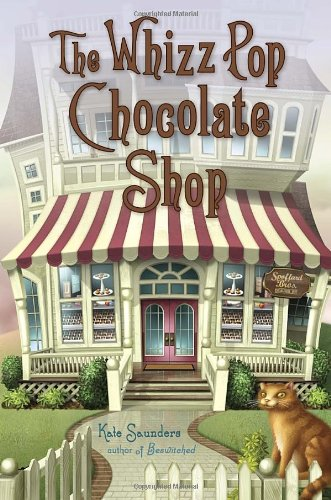The Whizz Pop Chocolate Shop, Book Cover