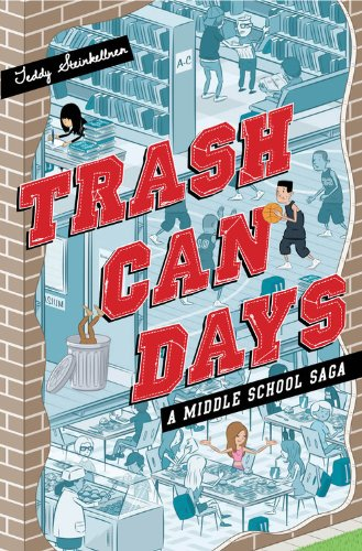 Trash Can Days, Book Cover