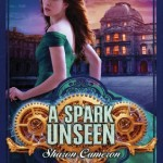 A Spark Unseen, Book Cover