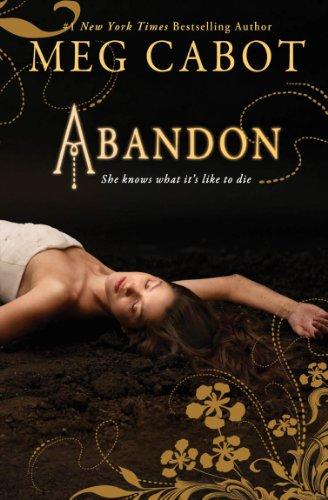 Abandon, Book Cover