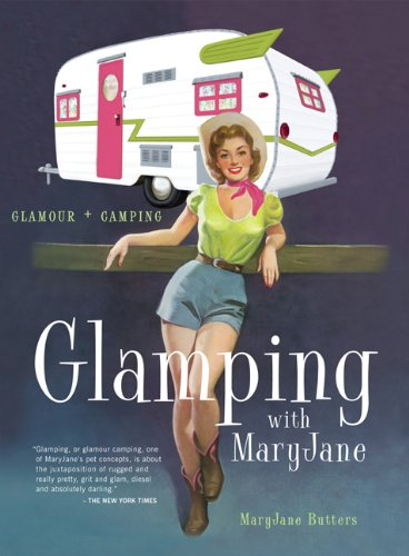 Glamping with Mary Jane, Book Cover