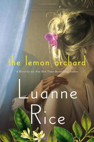 The Lemon Orchard, Book Cover