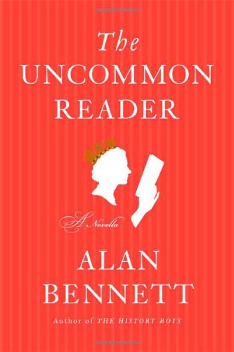 The Uncommon Reader, Book Cover