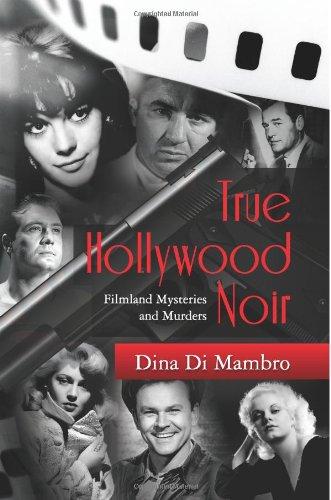 True Hollywood Noir, Book Cover