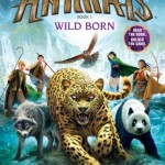 Wild Born, Book Cover