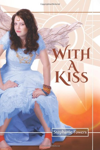 With a Kiss, Book Cover