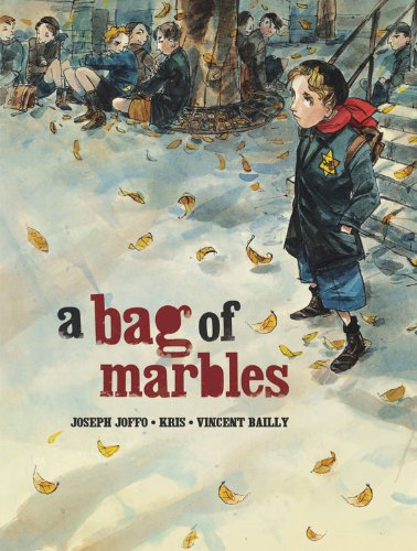 A Bag of Marbles, Book Cover