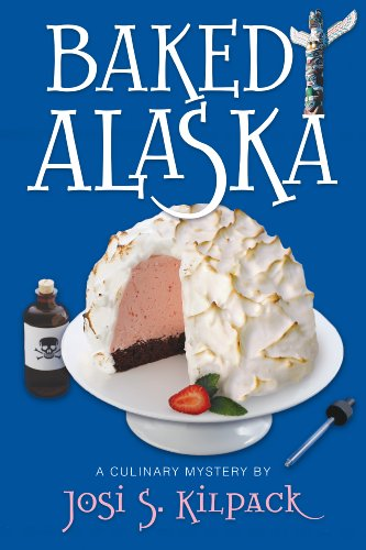Baked Alaska, Book Cover