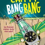 Chitty Chitty Bang Bang, Book Cover