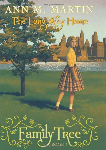 Family Tree #2: The Long Way Home, Book Cover