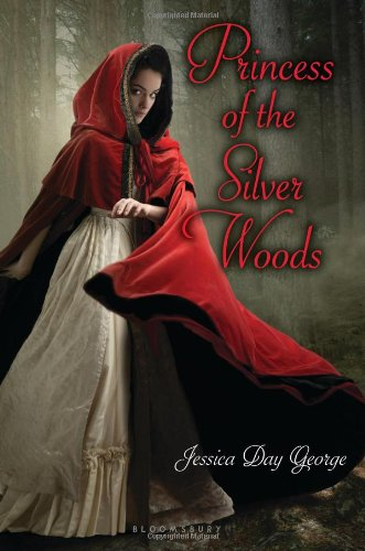 Princess of the Silver Woods, Book Cover