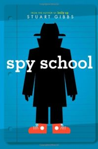 Spy School, Book Cover